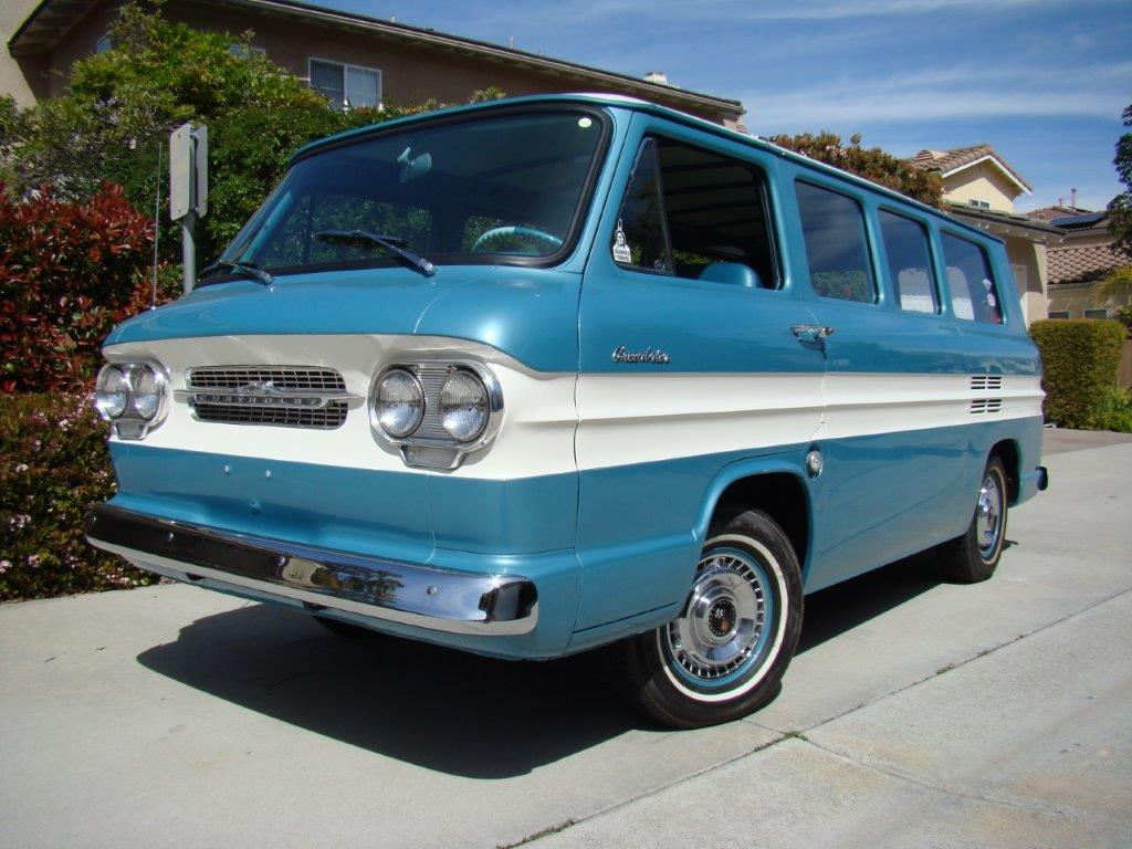 san diego car appraisal chevrolet corvair van 1